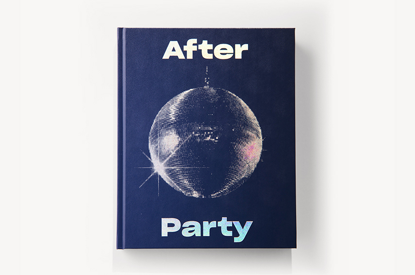After Party Jefferson Paganel Graphic Design Art