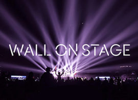 WALL ON STAGE - EVENTS - PARIS
