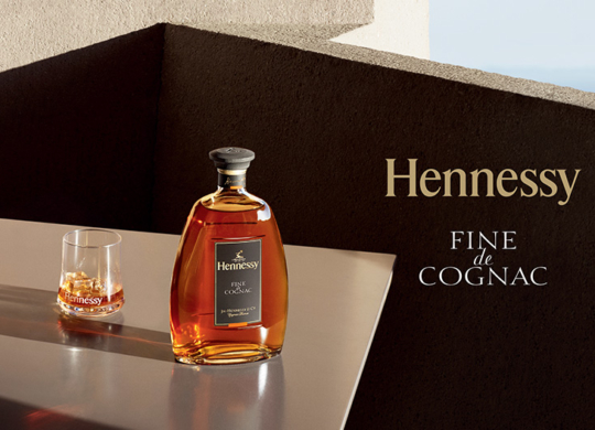 hennessy fine de cognac packaging jeffpag