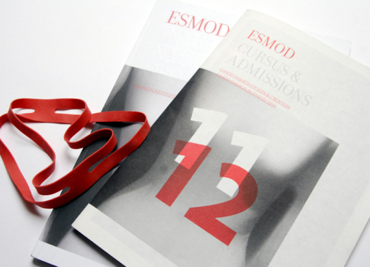 ESMOD paris fashion book jeffpag