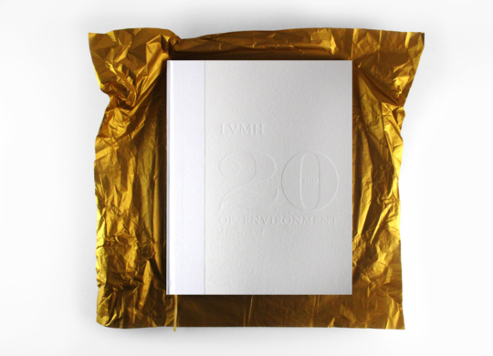 LVMH 20 years eco-conception book jeffpag