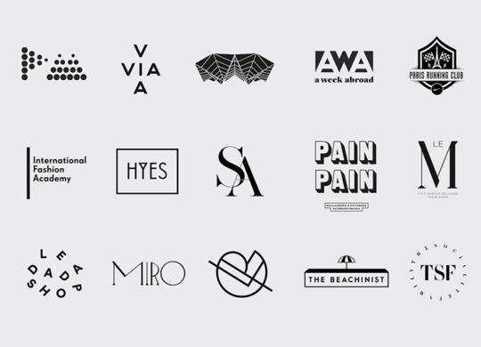 Logos - Brand identity by jeffpag