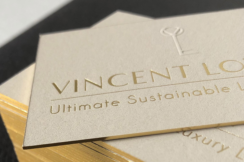 vincent lovato business cards