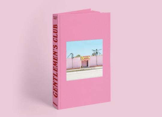 Gentlemens club - book